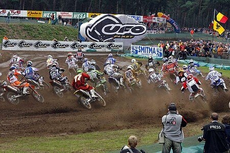 Calendario Mondiale Motocross.Calendario Mondiale Motocross 2008 Due Gp In Italia A